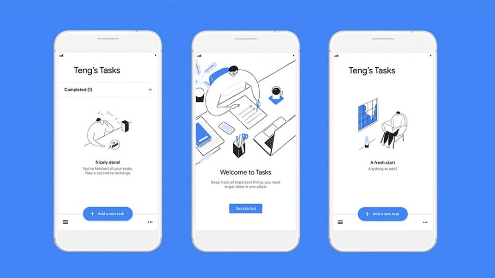Google Tasks обзор приложения